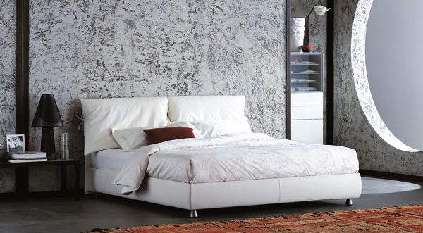 Promozione letto Nathalie by Flou